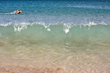 Open Water Swimming Is Found In Different Waters
